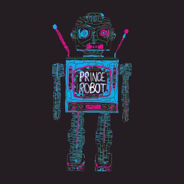 Prince Robot cover